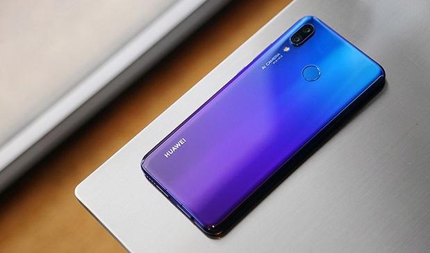 Hauwei Y9 2019 สมาร์ทโฟนหน้าจอกว้าง กล้องหน้าคู่ ราคาสุดคุ้ม