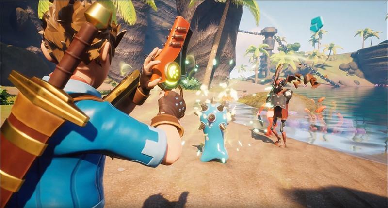 คลิปเกมเพลย์ Oceanhorn 2 เกมมือถือที่จะรีดขุมพลังของสมาร์ทโฟนออกมาอย่างเต็มประสิทธิภาพ