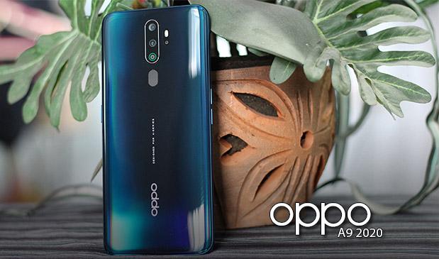 OPPO A9 2020 กับหลัง 4 เลนส์ เตรียมเปิดตัวในไทยแล้ว