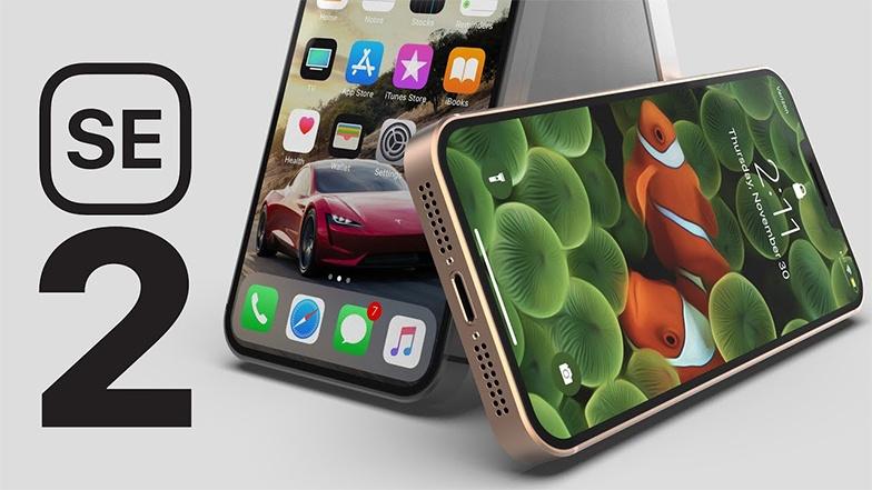 iPhone SE ตัวใหม่ ใช้ชิปตัวเดียวกับ iPhone 11 ราคาเปิดตัวเพียง 12,000