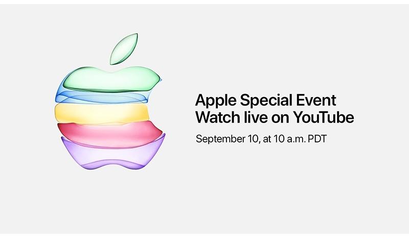 เตรียมรับชมการเปิดตัว iPhone รุ่นใหม่ คืนนี้!! ผ่านการถ่ายทอดสดครั้งแรกบน Youtube