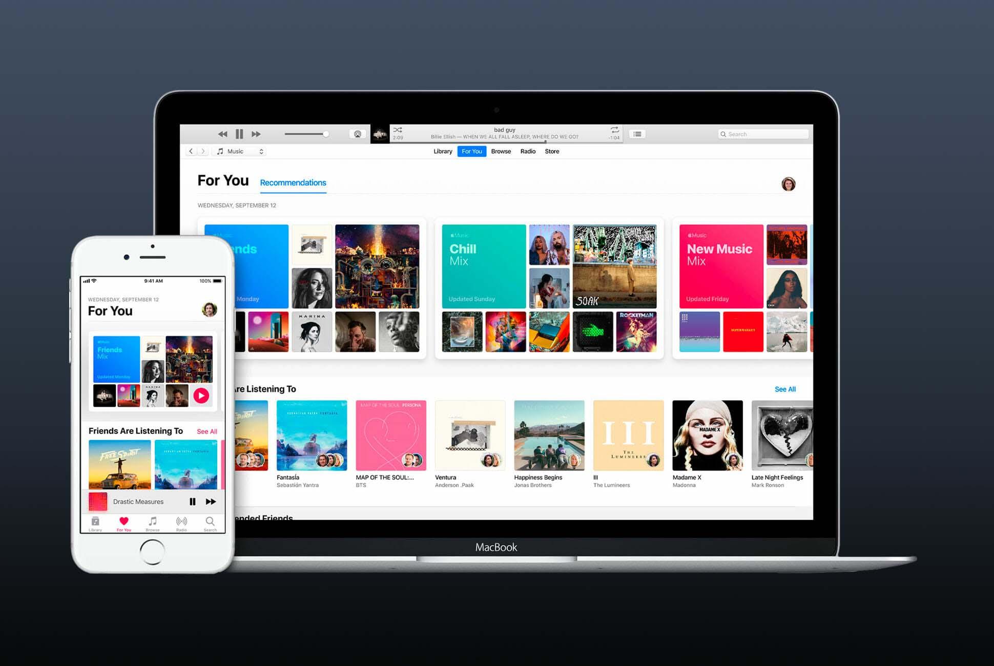apple-music-Application
