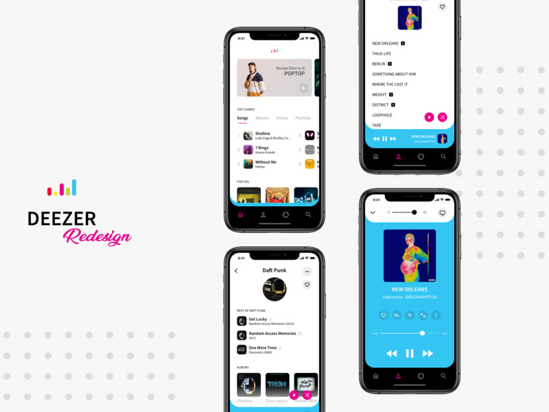 deezer_application