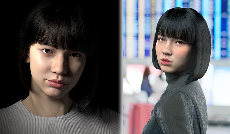 ไอ-ไอรีน AI สาวสวย Influencer สัญชาติไทย Metaverse Human เน็ตไอดอลเสมือนจริงคนแรกของประเทศ